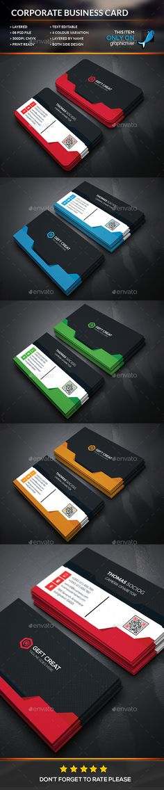 Galaxy Creative Business Card Template #visitcard #design Download: http://graphicriver.net/item/galaxy-creative-business-card/12578316?ref=ksioks