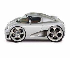 Car Body Kits 32 Craziest Mini Mobiles Ever (8)