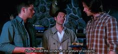 15 reasons Castiel is the best SUPERNATURAL character