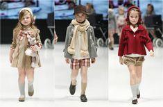 2013 children fashion show Abrigos, capas y capuchas: Así abrigaremos a los 'peques' este invierno