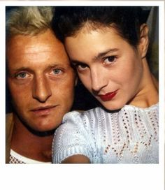 Rutger Hauer and Sean Young
