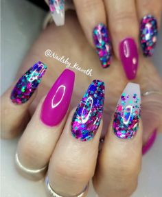 manicura verano Love my nail! 🥰 - - Nails manicura verano Love my nail! 🥰 Love my nail! 🥰 -Nails manicura verano Love my nail! 🥰 - - Nails manicura verano Love my nail! 🥰 Love my nail! 🥰 - Beautiful🎀Art by Fabulous Nails, Gorgeous Nails, Pretty Nails, Sparkle Nails, Fancy Nails, Glitter Gel Nails, Hot Nails, Hair And Nails, Uñas Jamberry