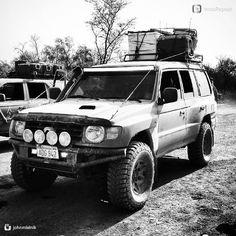 Pajerão de responsa! Top demais! 💪💪💪💪💪 #offroad #fun #trilha #mitsubishi #sou_4x4 #tr4brasil #pajero #tr4 #io #pinin #montero #shogun… Mitsubishi Suv, Mitsubishi Shogun, Pajero Off Road, Pajero Dakar, Montero Sport, Tr 4, Ford Maverick, Jeep Liberty, Expedition Vehicle