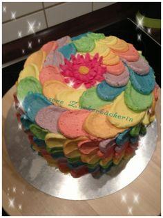 Geburtstage - Unsere Zuckerbäckerin