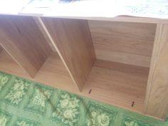 Cambio de imagen mueble comedor. #Alialba #Cachivaches