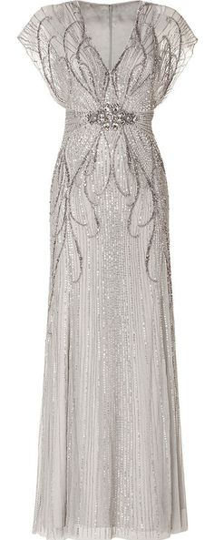 Jenny Packham #wedding #dress #dresses http://www.ukbride.co.uk/wedding-ideas/wedding-dresses