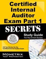 IIA Certified Internal Auditor Part 1 Test CIA Exam QA PDF/&Simulator