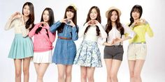 G-Friend reportedly chosen as models for 'Lotte Water Park' | http://www.allkpop.com/article/2016/06/g-friend-reportedly-chosen-as-models-for-lotte-water-park