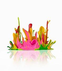 Paint Flower | DON FARRALL