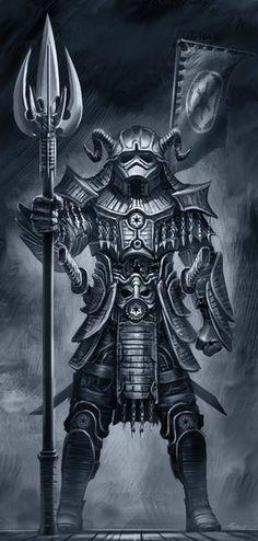 Samurai Stromtrooper.