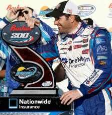 Phoenix International Raceway  March 3, 2012  Elliott Sadler :)