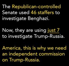 Trump and his band of Crooks can cover up all they want. At some point this entire Russia Corruption will come out front and center. Can't happen soon enough for me.
