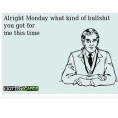 Hate Mondays