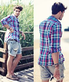 lookbookdotnu:  Color your life. (by Mariano Di Vaio)