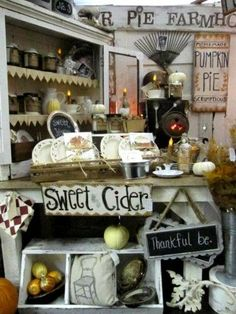 Farmers Market Booth Ideas   Found on sugarpiefarmhouse.com