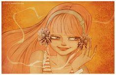 deviantART: More Like The apple of my eye by *Oh-Ninona