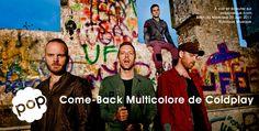 Comeback multicolored Coldplay