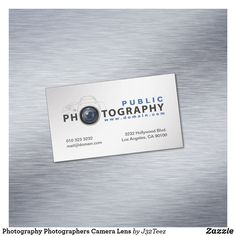 Landscaping service magnetic business cards magnetic business photography photographers camera lens business card magnet colourmoves