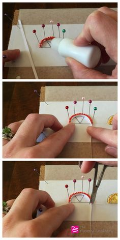 How to make quilled paper citrus slices - Quilling Paper Crafts Neli Quilling, Quilled Roses, Quilling Paper Craft, Easy Paper Crafts, Quilling Comb, Paper Crafting, Paper Quilling Tutorial, Paper Quilling Cards, Paper Quilling Patterns