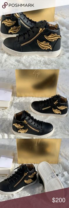 b85c86999e804 Giuseppe ZANOTTI kids sneakers One of the most favorites for the kids!!  Really pretty