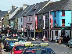 TOP WORLD TRAVEL DESTINATIONS: Galway city ireland