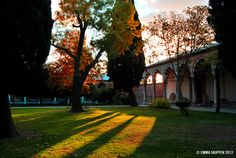 Forlawns of the Topkapi Palace, Istanbul
