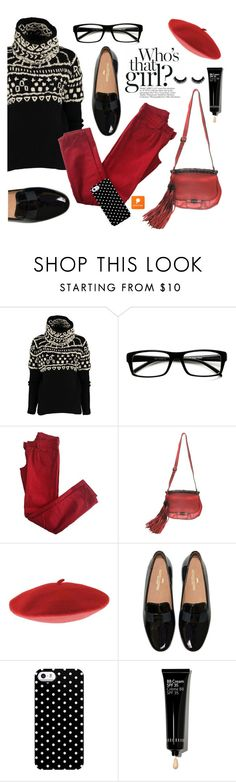"""""""French Style"""" by deeyanago ❤ liked on Polyvore featuring Comptoir Des Cotonniers, Gucci, Uncommon, Bobbi Brown Cosmetics and popmap"""