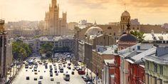 Entdecke einen ganz neuen Ort Wenn du mal wieder eine Städtereise unternehmen willst und noch auf der Suche nach einem Reiseziel bist, können wir dir das beeindruckende Moskau empfehlen! Tolles Schnäppchen: 4-Sterne Hotel im märchenhaften Moskau! 3 Tage ab 87 € | Urlaubsheld