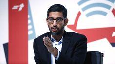 Sundar Pichai, el genio en la sombra que ha liderado los mayores éxitos de Google / @teknautas   #readyforinnovation
