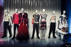 A few looks from the upcoming Punk: Chaos to Couture exhibit at the Metropolitan Museum of Art