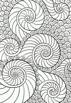 Anti Stress Coloring For Adults Art Therapy