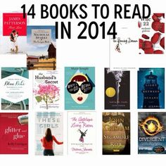 will check this out later // 14 Must Read Books to Read in 2014
