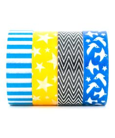 Look at this Peace on Earth Washi Tape - Set of Four on #zulily today!