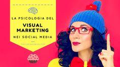 """Visual Marketing: oggi voglio condividere con te alcune informazioni che renderanno le tue strategie di comunicazione sui Social Media davvero """"WOW!""""."""