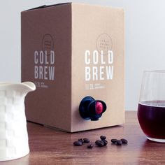 Australia Is Ditching Boxed Wine for Boxed Cold Brew Coffee