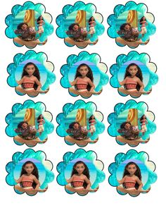 Get These printables and SO MANY MORE at DaisyCelebrates moana-cupcake-scallopmoana-cupcake Moana Theme Birthday, Moana Themed Party, Moana Party, Moana Printables, Party Printables, Moana Cupcake Toppers, Barbie Party, 4th Birthday Parties, Birthday Decorations