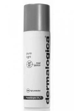 Dermalogica Pure Light SPF 50, £55