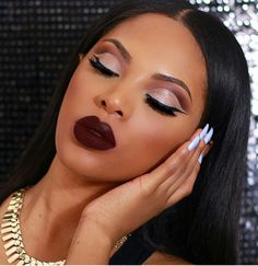 Nice lip colour