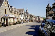 Pitlochry - Pitlochry © Mike Nass