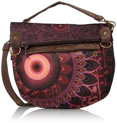 Desigual Folded Andromeda Cross Body Bag