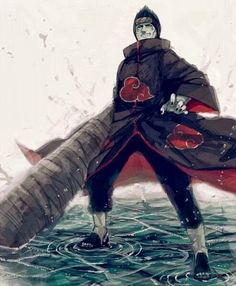 Least favorite Akatsuki member: Kisame. He's pretty good and is very strong but I like all the other's abilities more than his.