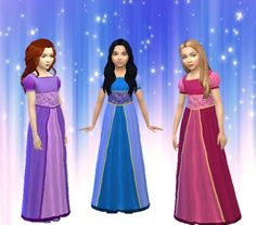 Cc sims 4 princess dresses: 809 best images about the sims 4 Sims 4 Dresses, Girls Dresses, Prom Dresses, The Sims 4 Bebes, Sims Medieval, Sims 4 Cc Kids Clothing, Sims 4 Children, Sims 4 Gameplay, Disney Princess Dresses