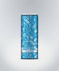 Rhythm Energy Drink