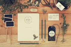 Check out Stationery Mock Up - Garden #3 by Qeaql on Creative Market