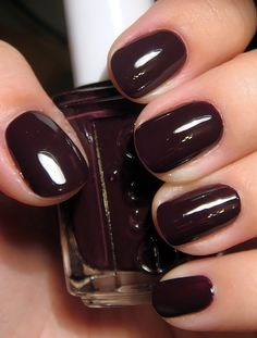 essie's 'wicked' nail polish