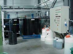 physicochemical wastewater treatment | Task Industriële milieutechnieken - Task…