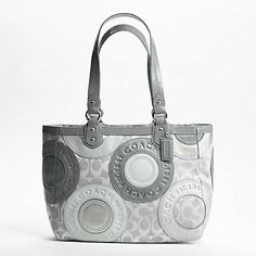 Can't wait for my new Coach purse to arrive!