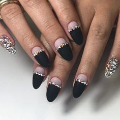 New Homecoming and Prom Nails Designs picture 3