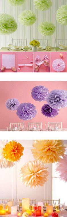 Diy Beautiful Paper Ball | DIY & Crafts Tutorials