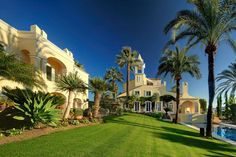 LUXURY HOMES FOR SALE IN MARBELLA